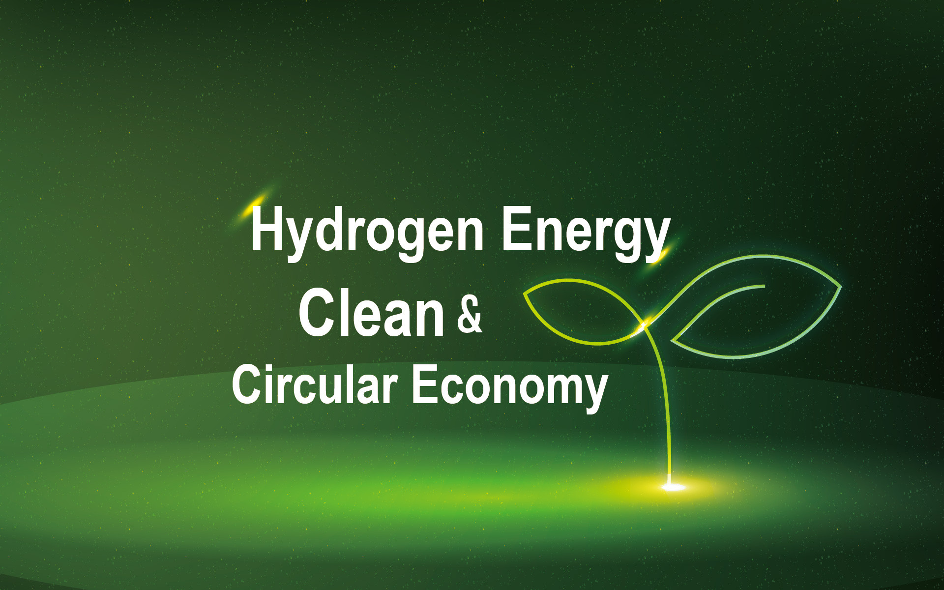 Hydrogen Is A Priority Area For A Clean And Circular Economy