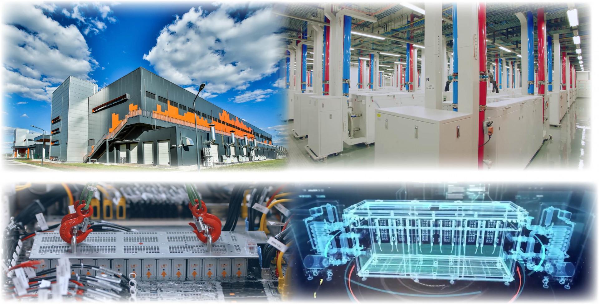 Leading Data Center Provider