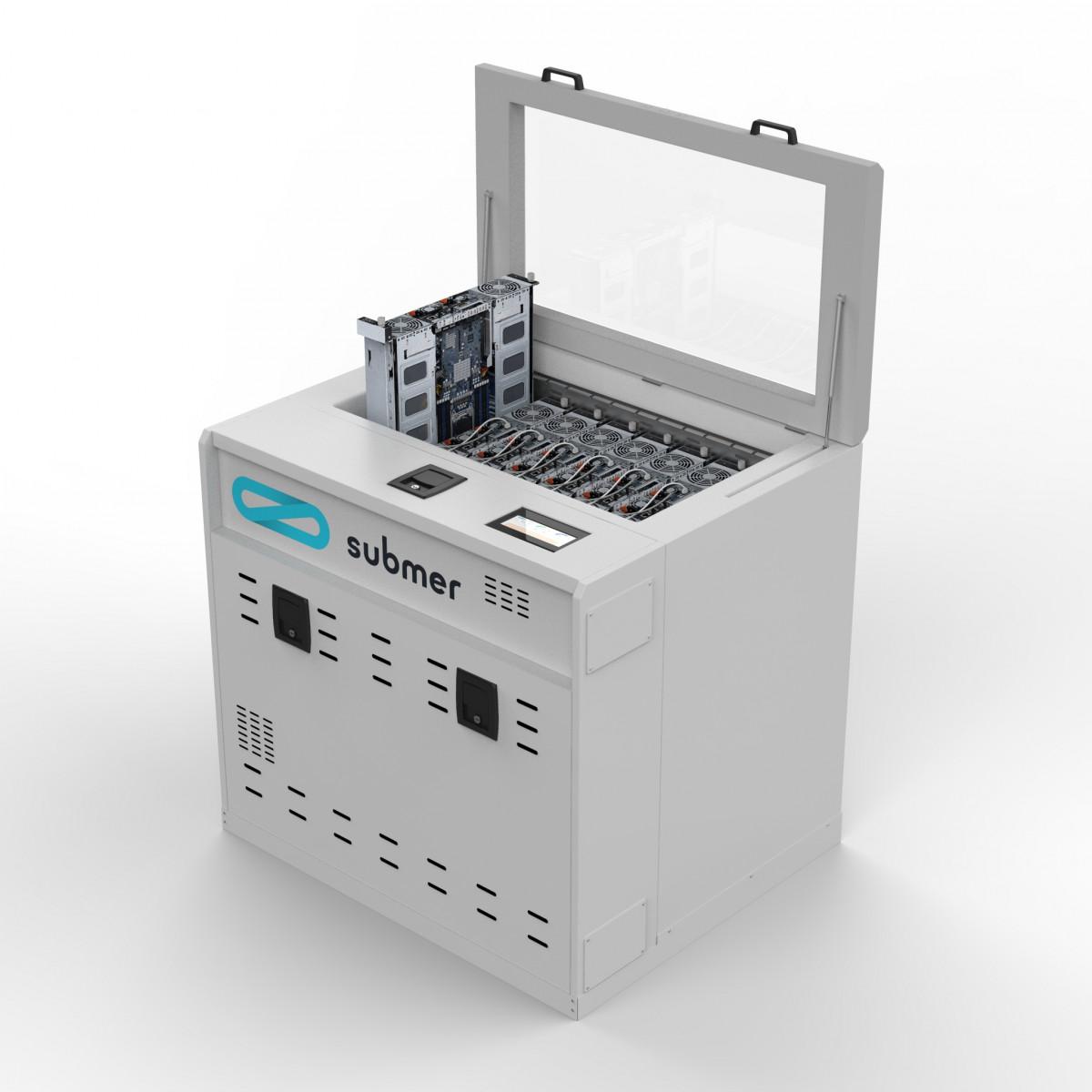Submer MicroPod