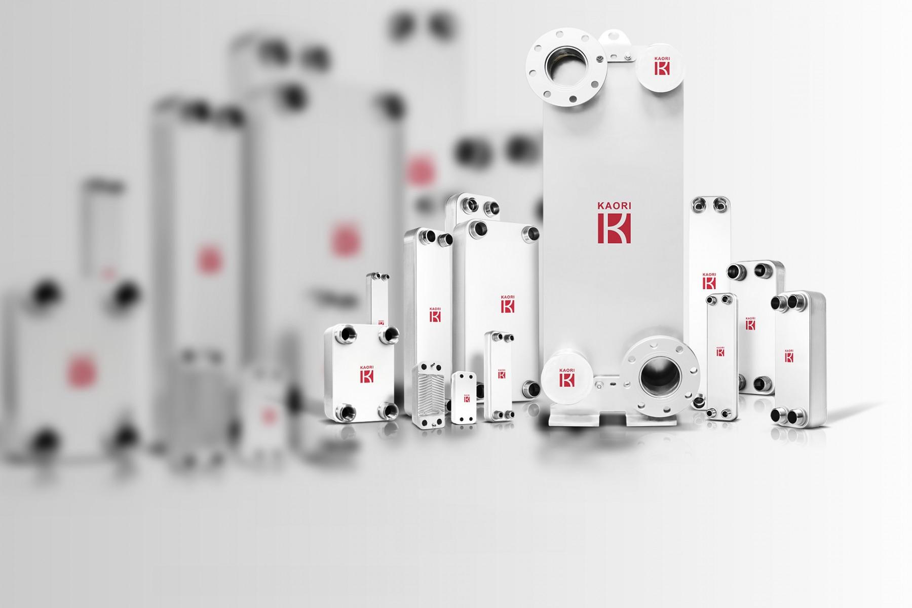 高力硬銲型板式熱交換器-產業應用